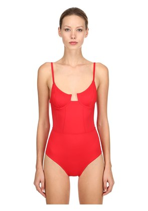 RE DONE ONE PIECE SWIMSUIT W/ UNDERWIRE