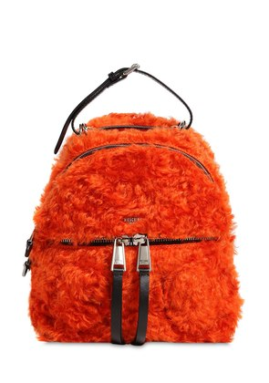 MOHAIR BACKPACK