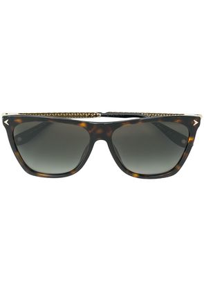 Givenchy Eyewear square sunglasses - Brown