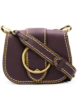 Polo Ralph Lauren leather cross body bag - Unavailable