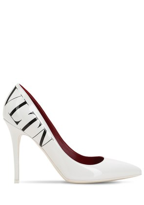 VALENTINO GARAVANI 105MM VLTN PUMPS