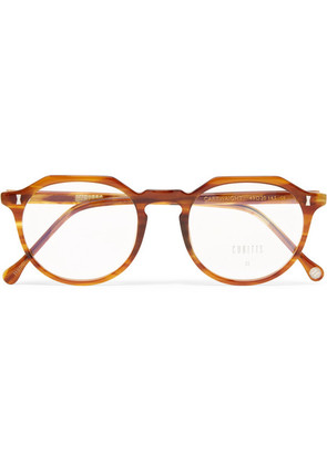 Cartwright Round-frame Tortoiseshell Acetate Optical Glasses