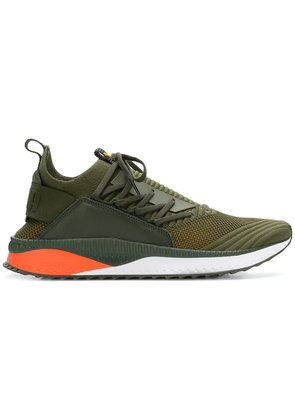 Puma low-top trainers - Green