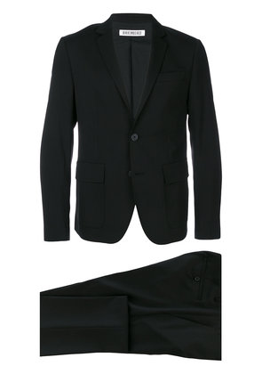 Dirk Bikkembergs classic two-piece suit - Blue