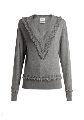 Romantic Timeless cashmere sweater