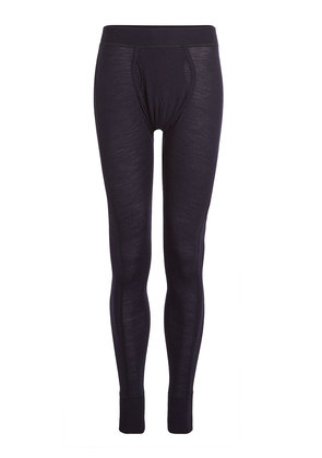 Jil Sander Wool Long Johns