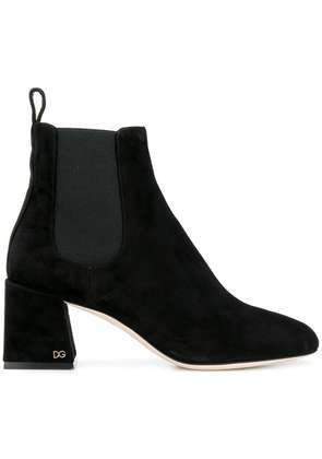 Dolce & Gabbana classic ankle boots - Black