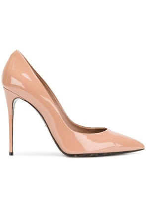 Dolce & Gabbana court pumps - Nude & Neutrals