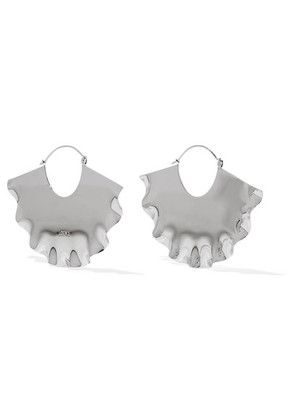 Loewe - Silver-tone Earrings - one size