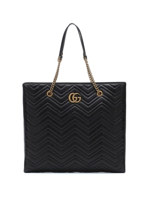 GG Marmont Large leather tote