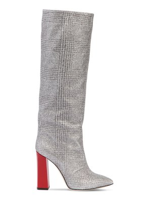 100MM GLITTERED PRINCE OF WALES BOOTS