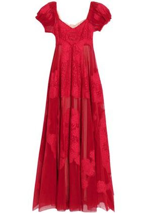 Dolce & Gabbana Woman Gowns Red Size 40