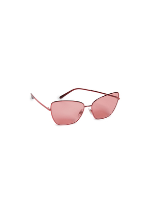 Dolce & Gabbana Sicilian Sweet Cat Eye Sunglasses