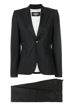 Dsquared2 classic two-piece suit - Black