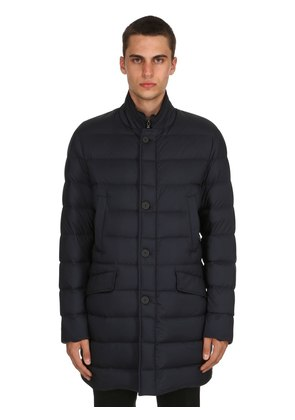 KEID NYLON DOWN COAT