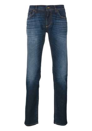 Dolce & Gabbana classic straight jeans - Blue