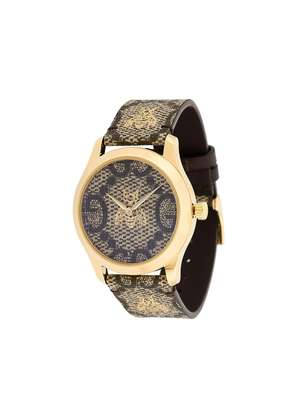 Gucci G-Timeless watch - Brown