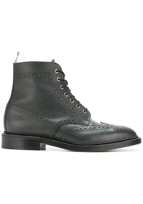 Thom Browne Welt Stitch Classic Wingtip Boot - Unavailable