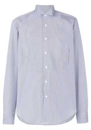 Loewe striped shirt - Blue