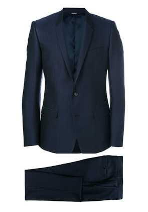 Dolce & Gabbana two button blazer - Blue