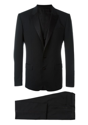 Dolce & Gabbana three piece dinner suit - Black