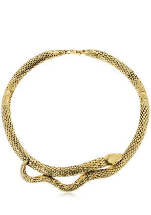 TAO COLLIER SERPENT NECKLACE