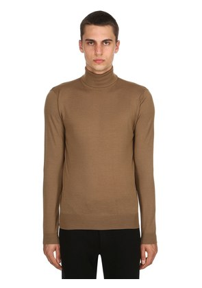 EXTRA FINE TURTLENECK SWEATER