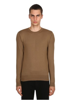 EXTRA FINE WOOL SWEATER