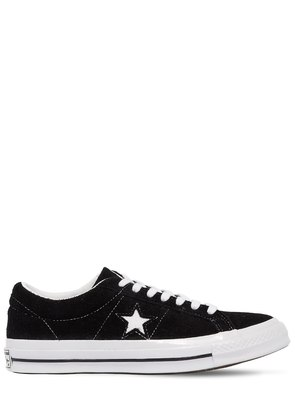 ONE STAR OG SUEDE SNEAKERS