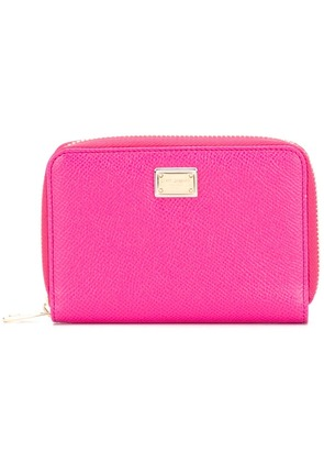 Dolce & Gabbana Dauphine purse - Pink & Purple
