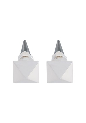 Kasun London Stake cufflinks - Metallic