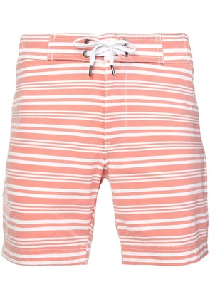 Onia Alek 7' board shorts - Red