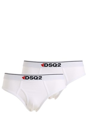 PACK OF 2 COTTON JERSEY BRIEFS