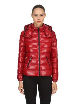 BADY LAQUÉ NYLON DOWN JACKET