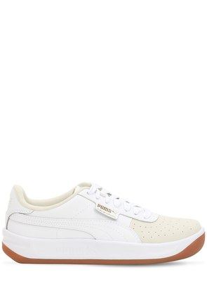 CALIFORNIA EXOTIC LEATHER SNEAKERS
