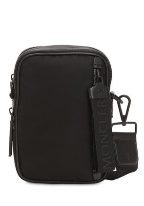 DETOUR CANVAS CROSSBODY BAG
