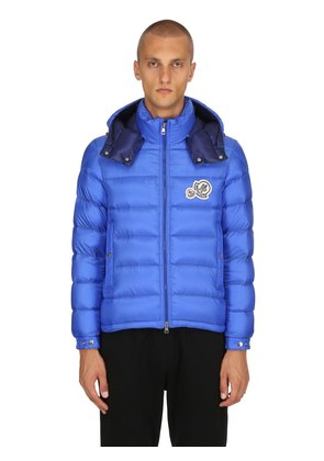 BRAMANT NYLON DOWN JACKET