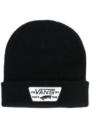 Vans logo patch beanie - Black