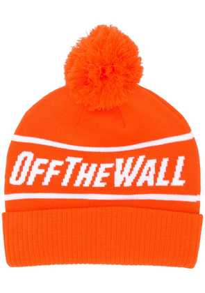 Vans Off The Wall knit cap - Yellow & Orange