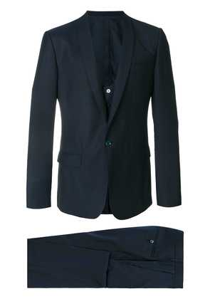 Dolce & Gabbana classic three piece suit - Blue