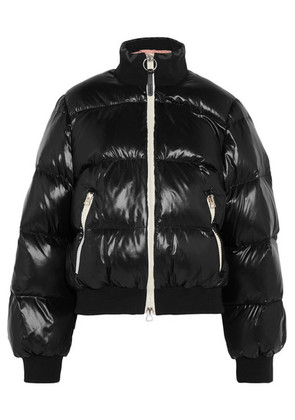 Acne Studios - Cilla Quilted Shell Down Jacket - Black
