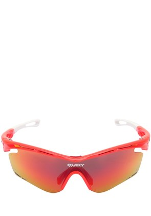 TRALYX RED FLUO SUNGLASSES