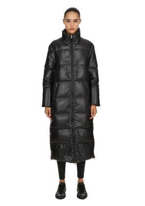 BRIANNA NYLON DOWN COAT