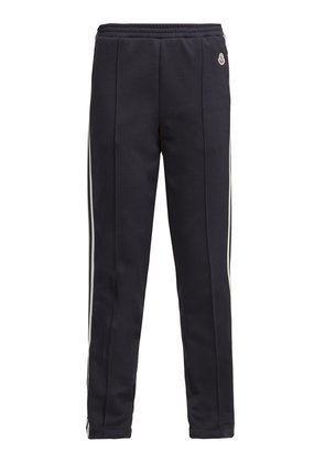 Taped side technical track pants