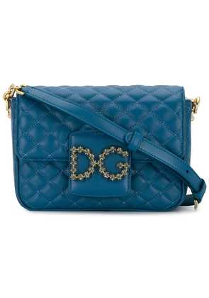 Dolce & Gabbana DG Millennials shoulder bag - Blue