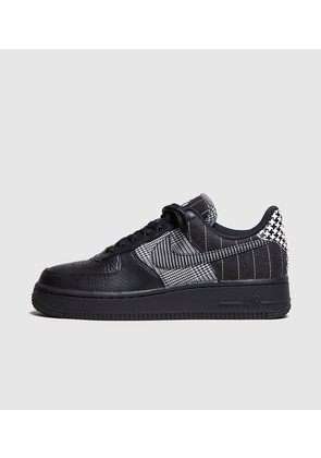 Nike Air Force 1 'Dogtooth' Women's, Black