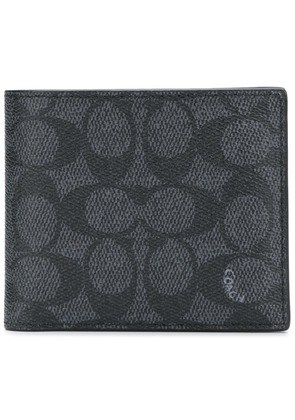 Coach Compact ID wallet - Grey