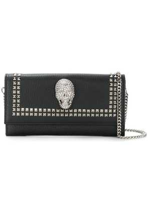 Philipp Plein The Tale continental wallet - Black