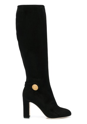 Dolce & Gabbana Vally mid-calf boots - Black