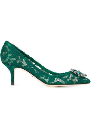 Dolce & Gabbana 'Belluci' pumps - Green
